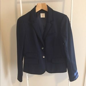 Never worn. GAP navy blue Blazer
